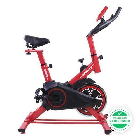 Bicicleta spinning con volante de inerci - foto 1