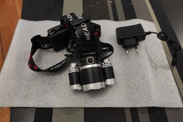 Linterna frontal LED - foto 1