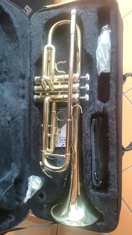 Trompeta Oqan OTR 450 nueva sin usar - foto 1