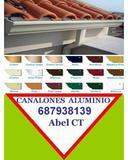 instaladores de canalones Molina Segura - foto