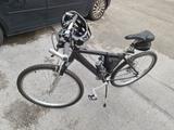 bicicleta montaña hombre - foto