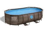 Montador piscinas bestway - foto