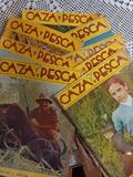 LIBROS DE CAZA Y PESCA