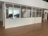 cerramiento de aluminio para oficinas - foto