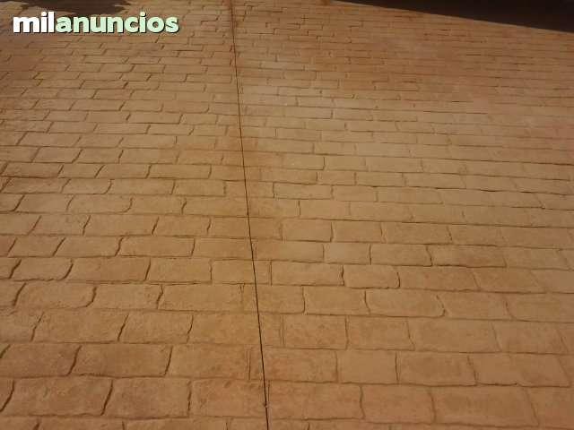 Hormigón impreso de calidad 665343580 - foto 1