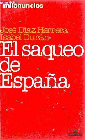 El saqueo de España - foto 1