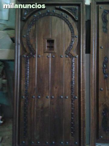 puerta rustica porton rustico - foto 1