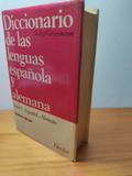 DICCIONARIO ALEMáN-ESPAñOL SLABY GROSSMA