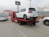 Grua porta coches barata urgente rápido. - foto