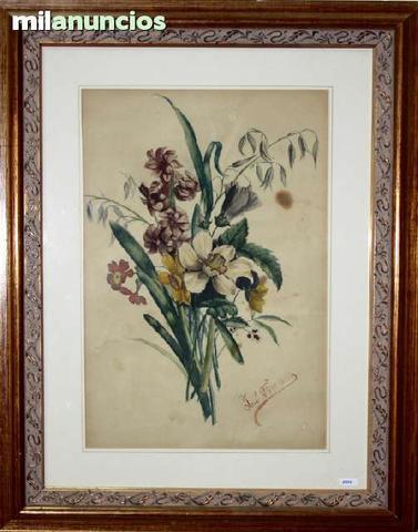 JosÉ francÉs agramunt - ramo de flores - foto 1