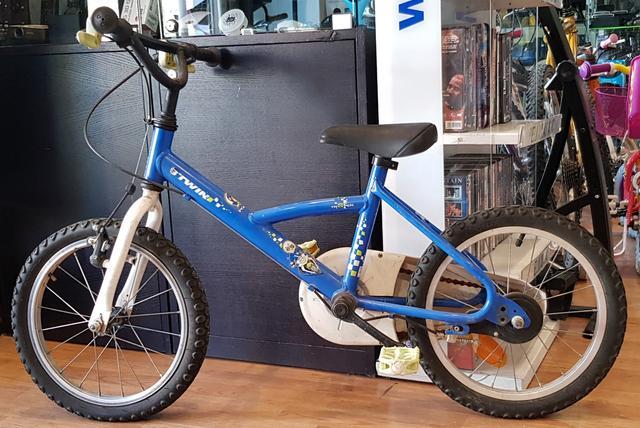 Bicicleta Infantil Btwin You 16 pulgadas - foto 1