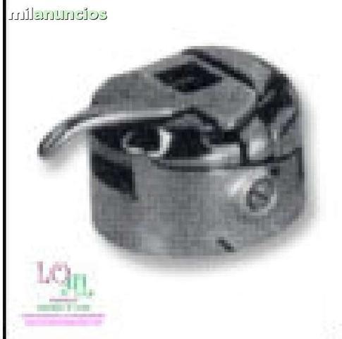 Canillero Singer 15K26, bobina central - foto 1