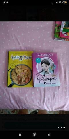 Pack de libros (+9 años)  - foto 1