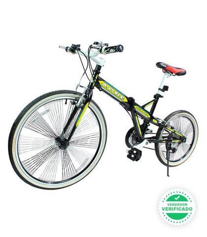 Bicicleta plegable bep-26   liquidaciÓn - foto 1