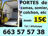 Portes en Oviedo a 15 euros 663575738 - foto
