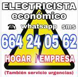 ELECTRICISTA  664 24 05 62  - foto