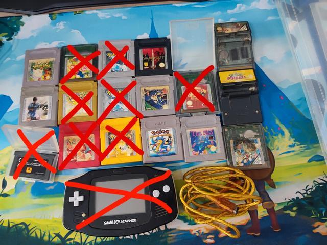 Juegos GameBoy Color GBC GBA - foto 1