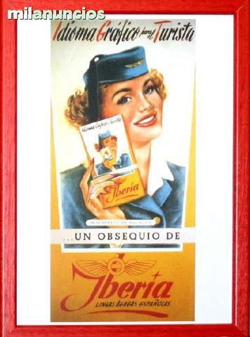 Iberia, folleto grÁfico para turista - foto 1