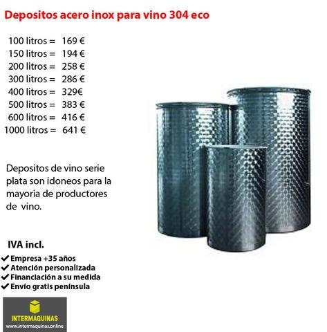 Depositos acero para vino inox c.neumati - foto 1
