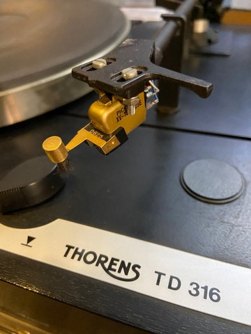 Tocadiscos Thorens Td316 - foto 1