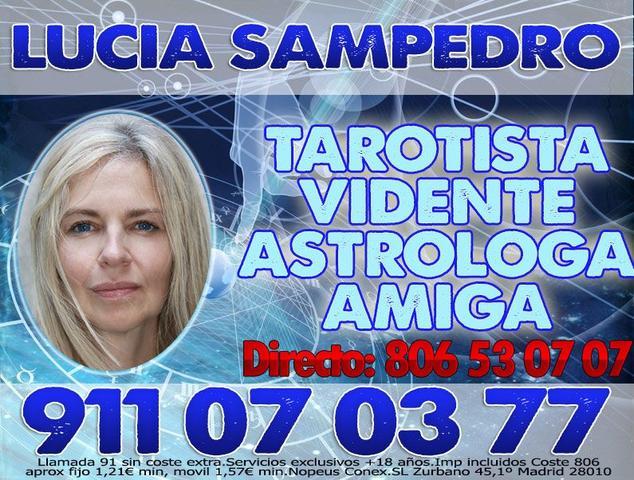 TAROT Y VIDENCIA DE LUCIA - foto 1