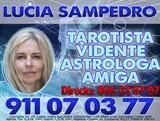 TAROT Y VIDENCIA DE LUCIA - foto