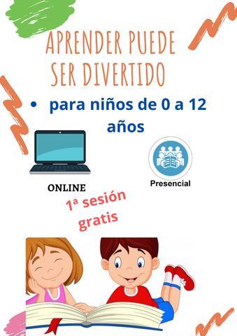 Clases online y cuidado de niños.  - foto 1