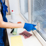 Limpieza ventanas - foto