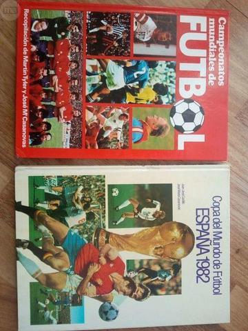 2 libros de los mundiales de fútbol. - foto 1