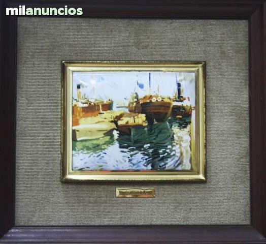 Puertos y barcas de anÓnimo - foto 1