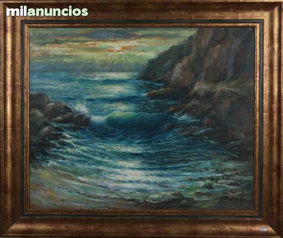 Cuadro de antoni reverte - marina - foto 1