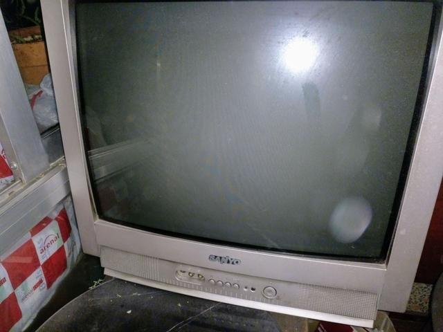 Television Sanyo CE21A42.Funciona - foto 1