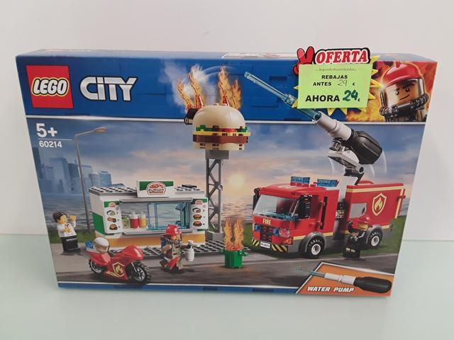 Juguete lego city - foto 1