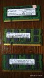 MEMORIA RAM PARA PORTÁTILES 2 GB