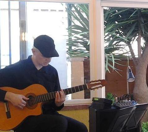 MÚsica en directo de guitarra, eventos - foto 1
