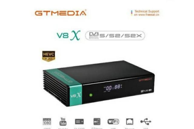 nuevo GT media v8x - foto 1