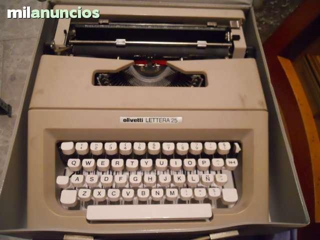 Máquina de escribir Olivetti - foto 1
