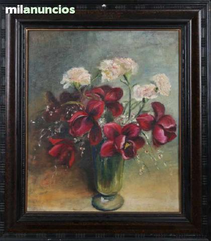 JarrÓn con flores de dolors martorell - foto 1