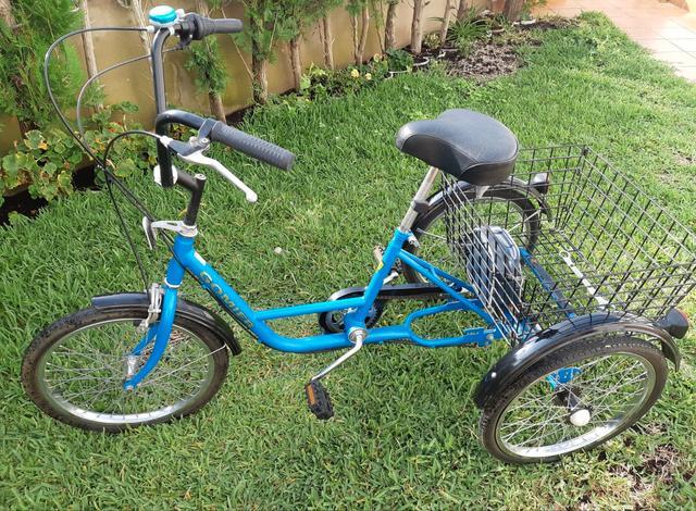 triciclo en perfecto estado - foto 1