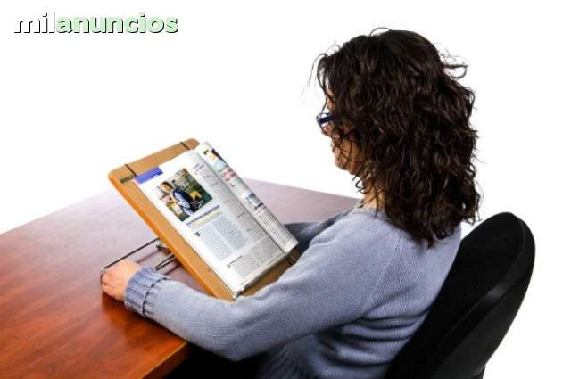 Atril modelo 100 para lectura, escritura - foto 1