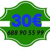 APERTURA PTA 30 EUROS TELF 688905599```` - foto