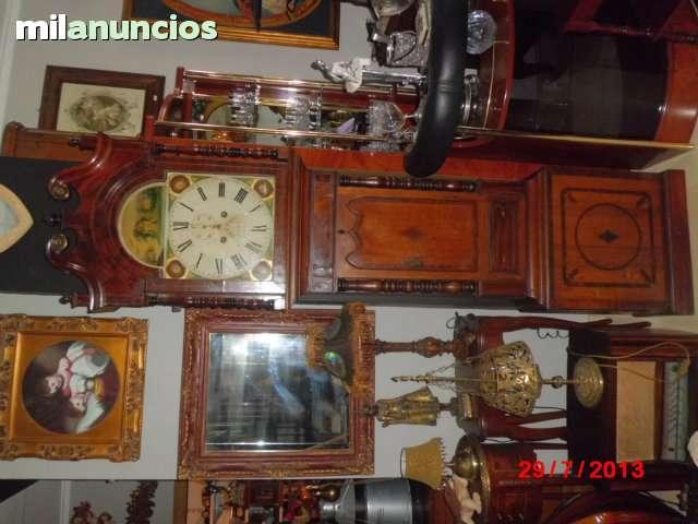 Reloj de pie inglÉs del aÑo 1850. - foto 1