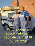 PINTORES (MADRID)PINTURA Y PARQUETS