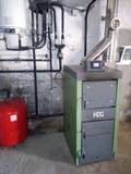CALDERA DE GASIFICACION HDG R 30KW