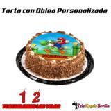 TARTA MARIO BROSS SPECIALIZED ORBEA HOND