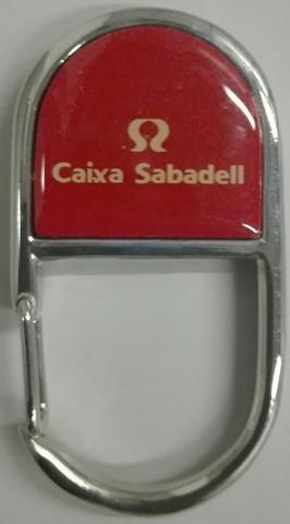 Llavero «Caixa de Sabadell». - foto 1