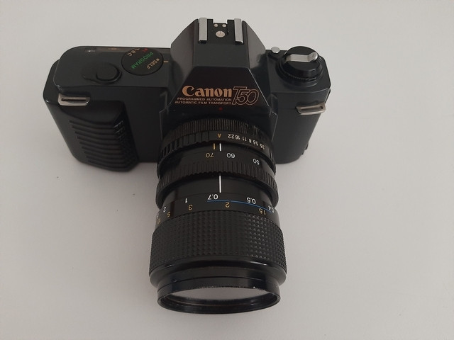 camara canon t50 - foto 1