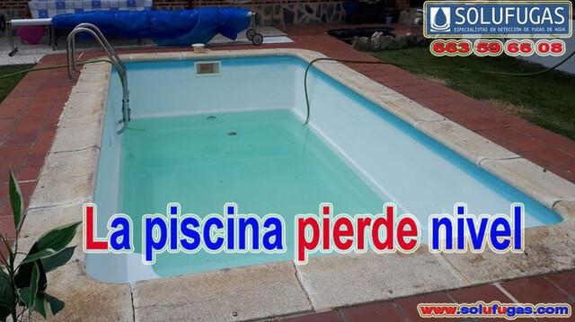 Solucionamos fugas en las piscinas - foto 1