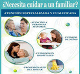 Profesional /cuidado de personas mayores - foto