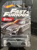 MERCEDES AMG GT, FAST & FURIOUS